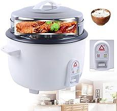 Cuiseur à riz antiadhésif - Cuiseur à vapeur électrique avec fonction de maintien au chaud - Appareil ménager polyvalent p...