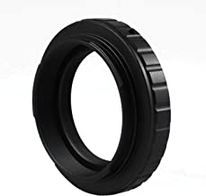Astromania Metal T-Ring Adapter for Canon EOS DSLR/SLR (Fits All Canon EOS SLR/DSLR Cameras)
