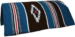 Navajo Ancient Design Saddle Blankets Hand Woven 32