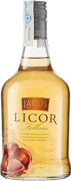 Larios - Licor Avellana, 20% - 700 ml