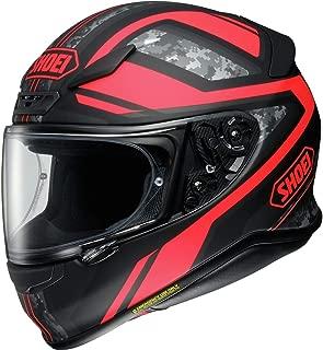 Shoei Parameter RF-1200 Street Racing Motorcycle Helmet - TC-1 / X-Large
