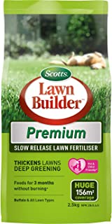 Scotts Lawn Builder, Premium Fertiliser, 2.5kg