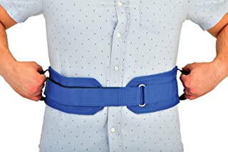 NOVA Transfer Belt with Grip Handles, Extra Wide & Durable Gait Belt, 36