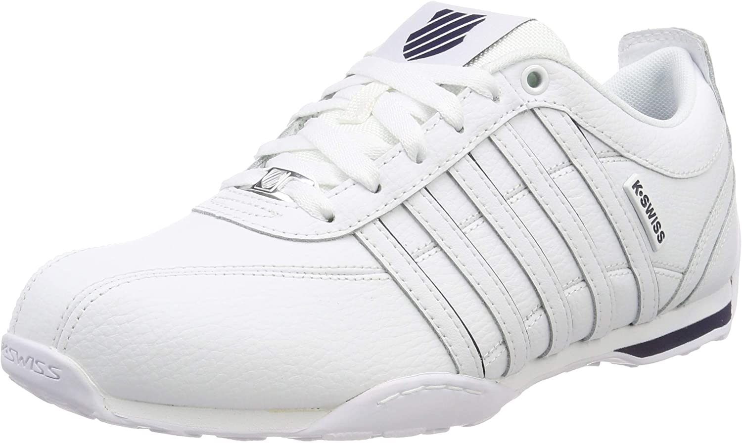 K-Swiss Men's Arvee 1.5 Leather Trainers, White
