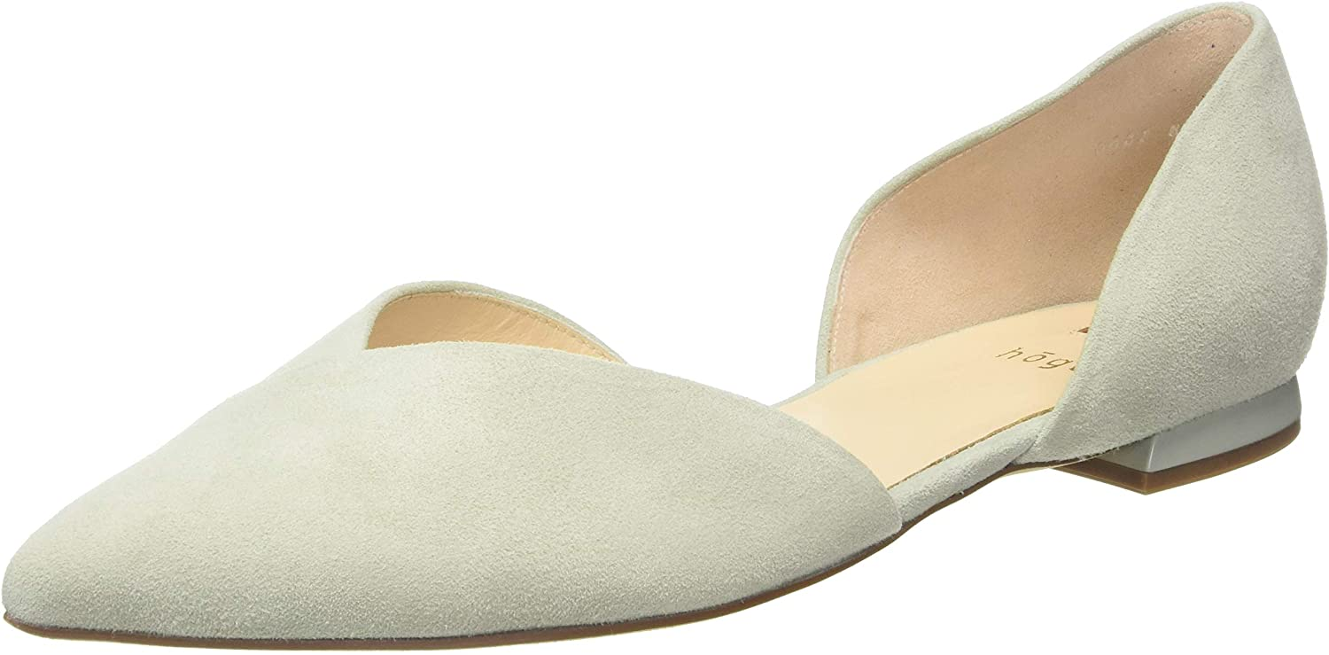 HÖGL Girl's Day Closed Toe Ballet Flats