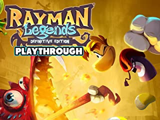 Clip: Rayman Legends Definitive Edition Playthrough