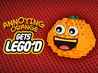 Annoying Orange Gets Lego'd