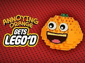 Annoying Orange Gets Lego'd