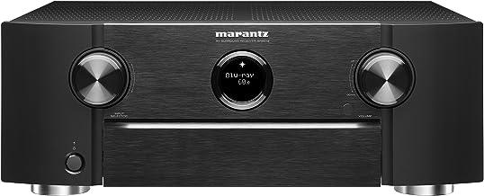 Marantz SR6012 9.2 Channel Full 4K Ultra HD Network AV Surround Receiver with Heos black, Works with Alexa (Discontinued b...