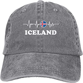 Men Or Women Adjustable Yarn-Dyed Denim Baseball Cap Police K9 Thin Blue Line Snapback Cap