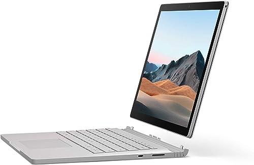 Microsoft Surface Book 3 13 5 Zoll 2 in 1 Laptop Intel Core i7 32GB RAM 512GB SSD Win 10 Home