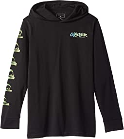 Rough Right Hoodie (Big Kids)