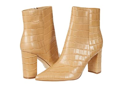 Marc Fisher LTD Ulani 3 (Medium Natural Leather) Women