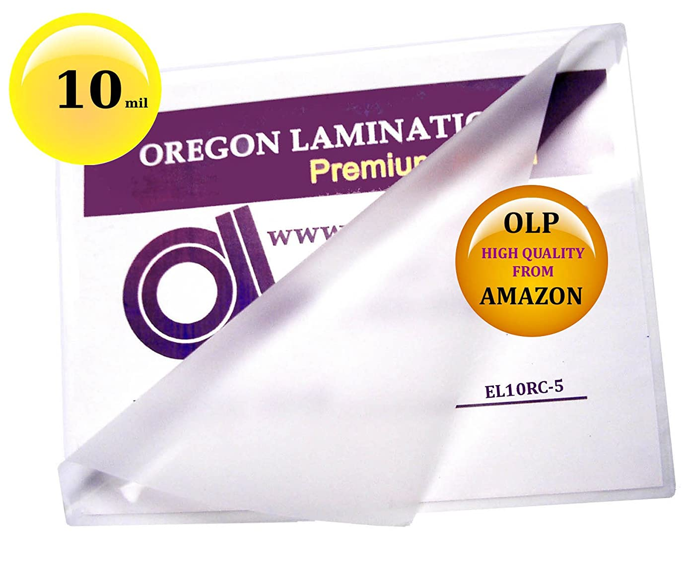 Qty 250 10 Mil Menu Laminating Pouches 12 x 18 Hot 12x18