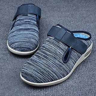Women Edema Shoes Adjustable Air Cushion Sneakers Elderly Walking Shoes for Diabetic Arthritis Swollen Thumb Valgus Puffy ...