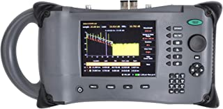 Quad OTDR SM/MM (850/1300/1310/1550) / 38db Dynamic Range / 6 Critical Test Fiber Optic Tests Zeus/Power Meter and Visual Fault Locator Included