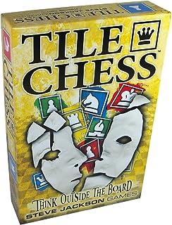 Steve Jackson Games Tile Chess Game