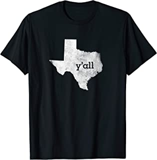Best texas y all shirt Reviews