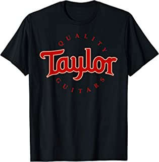 Best taylor guitar t shirts Reviews