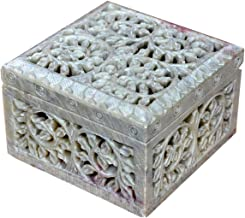 Janni-Shop-Mineralien Speckstein Rohlinge Rohsteine grau 4-6 Steine braun zum modelieren ca 4-5 kg 50-150 mm ca ca