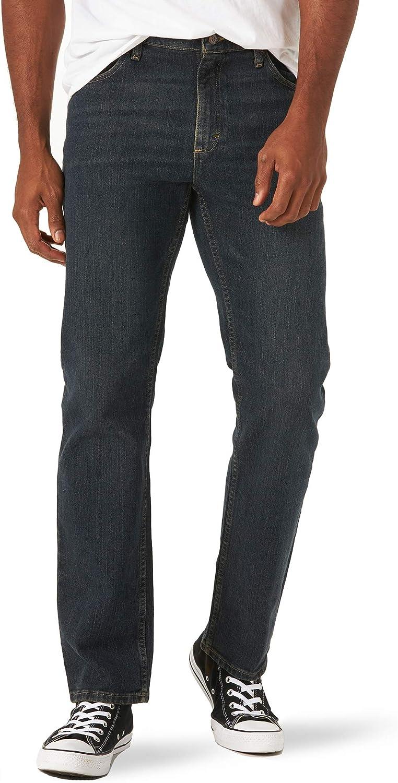 Wrangler Outlet SALE Authentics Men's Popular Classic Fit Straight Jean