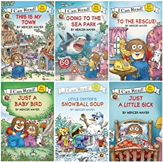 Little Critter Going to the Sea Park / Going to the Firehouse / Snowball Soup / Just a Little Sick / This Is My Town / to the Rescue / (My First I Can Read)