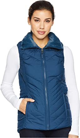8a23a32eff The north face nuptse vest cardinal red tnf black