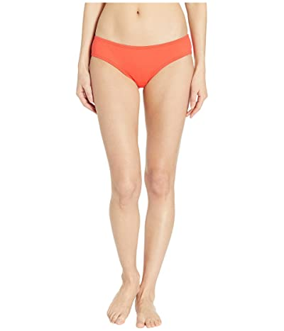 Vince Camuto Surf Shades Shirred Smooth Fit Cheeky Bikini Bottoms (Koi) Women
