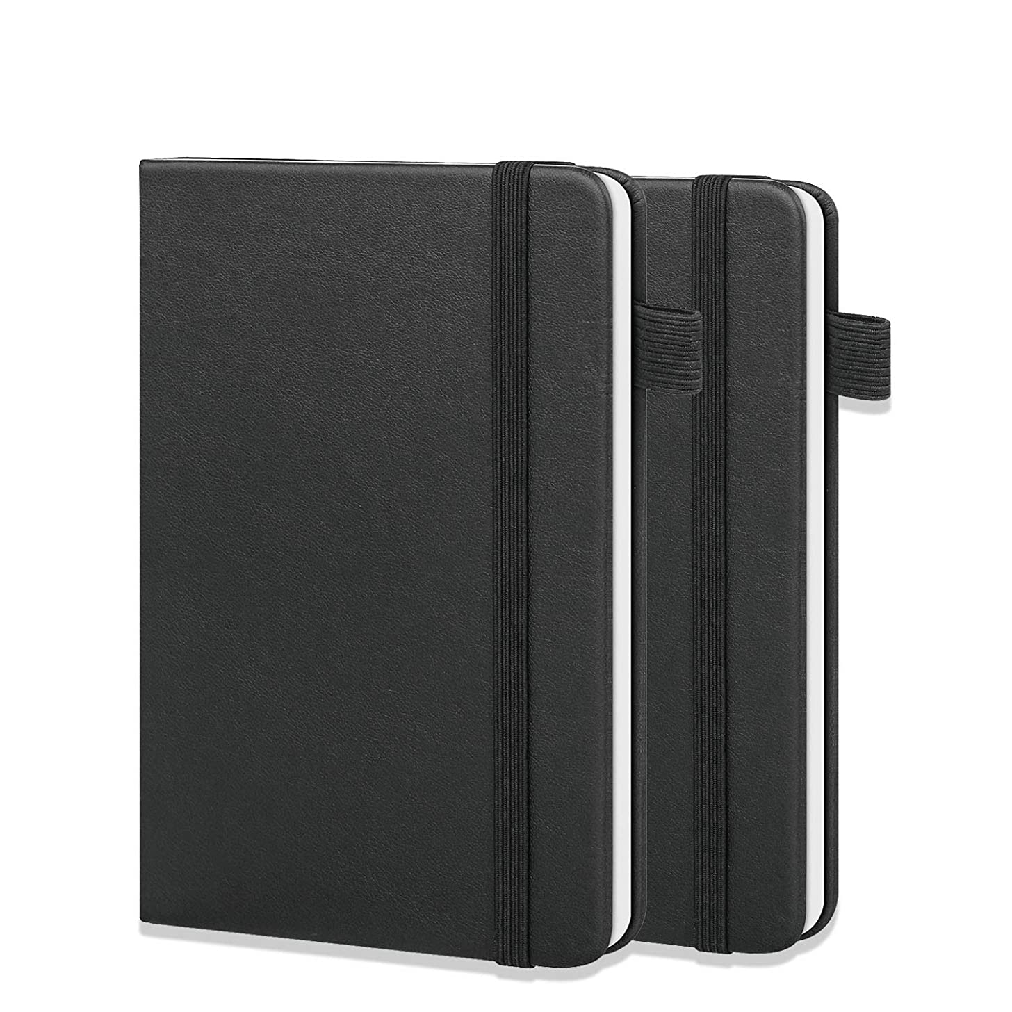 2-Pack Pocket Notebook Journal Notepad 3.5
