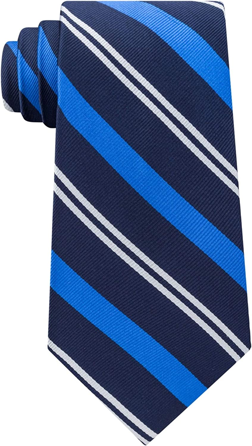 Tommy Free shipping on posting reviews Hilfiger Mens Necktie Self-Tied Super beauty product restock quality top! Striped