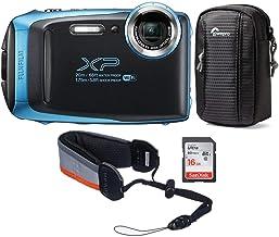 Fujifilm FinePix XP130 16.4MP Digital Camera, 5X Optical...