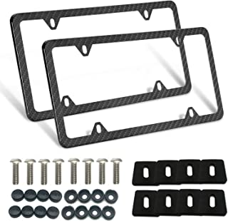 Best turbo license plate frame Reviews