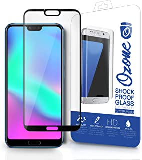 Ultra Slim Flexible Clear TPU Cover with Ozone Black Tempered Glass Screen Protector For OnePlus 5