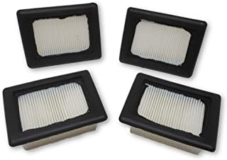 ZVac 4Pk Compatible Filters Replacement for Hoover Floormate HEPA Filters.Replaces Parts# 40112050, 59177051, 59177-125. Hoover Floormate H3044, H3030, FH40000, H3040, H2850, H3032, H3045 & H3000