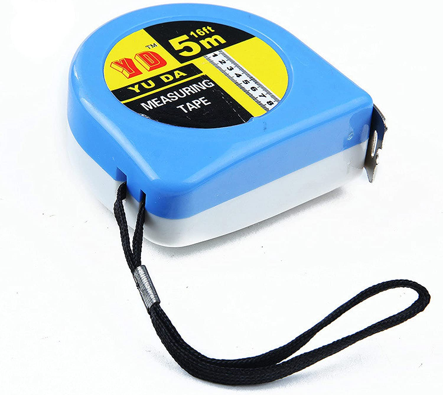 XIYUNM Tape Measure 3mm Steel Abs Miami Mall New Quality inspection Blue Material