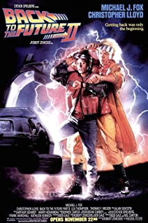 Best back to the future part ii poster Reviews