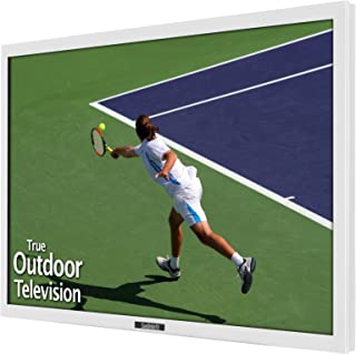 "46"" TV Outdoor Signature Sunbrite Model 4670HD All Weather Television LED LCD HD - WHITE Aluminum Enclosure"