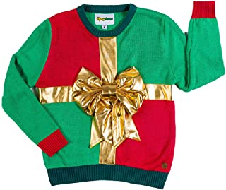 Tipsy Elves Child Sweater - Cute Ugly Xmas Sweater for Kids