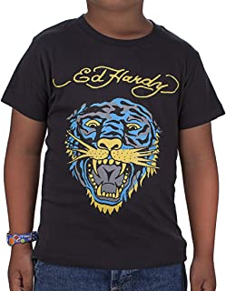 Little Boys' Toddlers Tiger T-Shirt