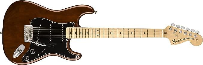 Fender American Special Stratocaster (Walnut, Maple Fingerboard)