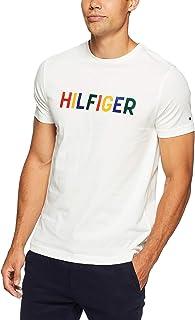Tommy Hilfiger Men's Multicolour Logo T-Shirt