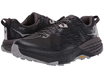 Hoka One One Speedgoat 3 WP (Black/Drizzle) Men