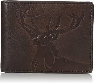Relic Men's Tanner Traveler Wallet