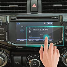 JeCar Car Navigation Screen Protector Film 6.1-Inch HD Clear Screen Protector Film Car in Dash Screen Protective Film for 2014-2018 Toyota 4Runner