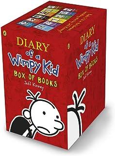Diary of Wimpy Kid BoxSet-12 Vol (New)