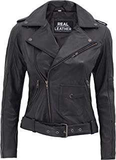 Best xs leather jacket womens Reviews