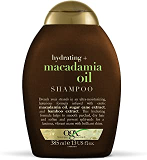 Ogx macadamia oil shampoo 385ml