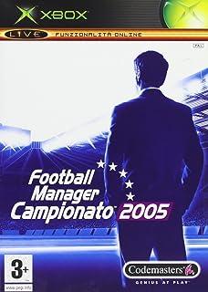 Football Manager Campionato 2005 [Importación italiana]