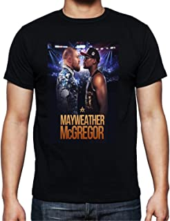 Floyd Mayweather Vs Conor McGregor T-Shirt by MYOS