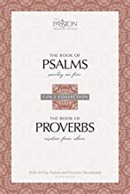 Psalms & Proverbs (2nd Edition): 2-in-1 Collection With 31-day Psalms & Proverbs Devotionals (The Passion Translation)